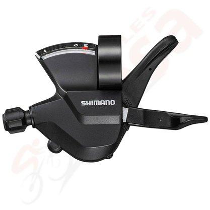 ALAVANCA CAMBIO SHIMANO ALTUS M315 RAPID FIRE 3V ESQ