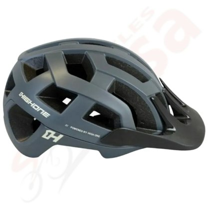 CAPACETE HIGH ONE MTB HIGH ONE CERVIX CINZA