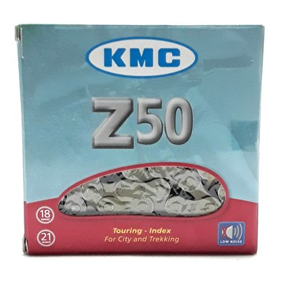 CORRENTE FINA KMC Z50 1/2X3/32 116L INDEX 6/7V