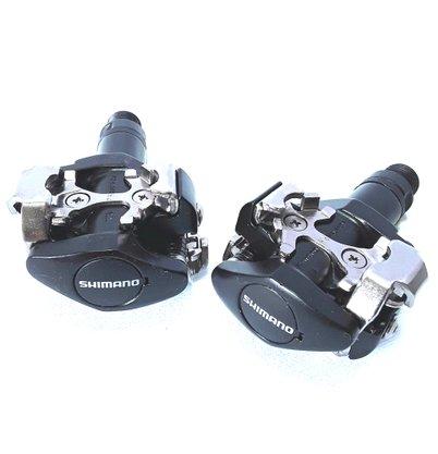 PEDAL SHIMANO PD-M505 COM TAQUINHOS SM-SH51