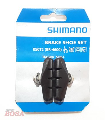 SAPATA SHIMANO R50T2 BR 4600 TIAGRA SORA